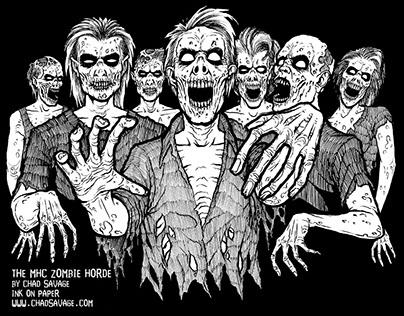 The MHC Zombie Horde