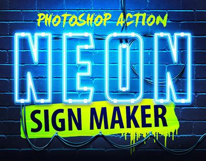 Neon Sign Maker