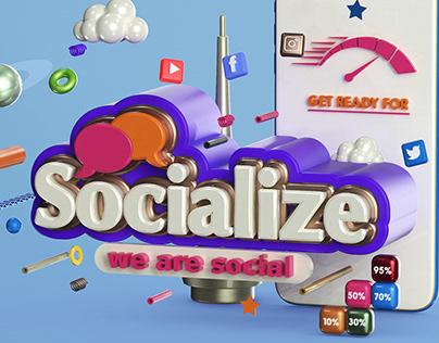 Get Ready Socialize