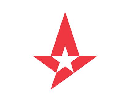 Astralis Social Media Design