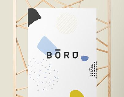 Boru Ceramics / Branding & Web