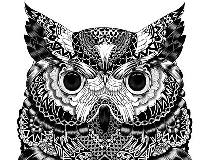 Magic Animals T-Shirt Print