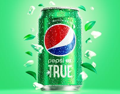 Pepsi - CGI