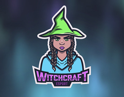 Witchcraft Esport Logo