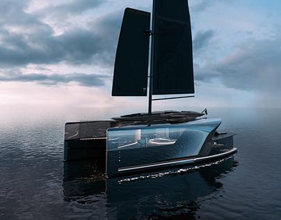 章 Catamaran Yacht 70ft | Pininfarina