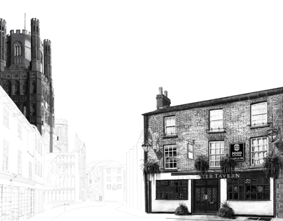 The Minster Tavern, Ely