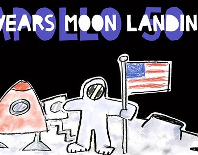 Mach' die Mondlandung!