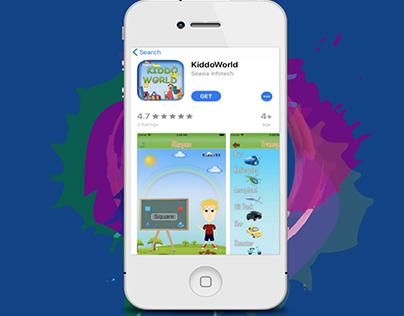 KiddoWorld App - Seasia Infotech