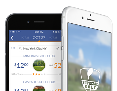 Supreme Golf for iOS