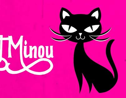 Sweet Minou - Logo Design
