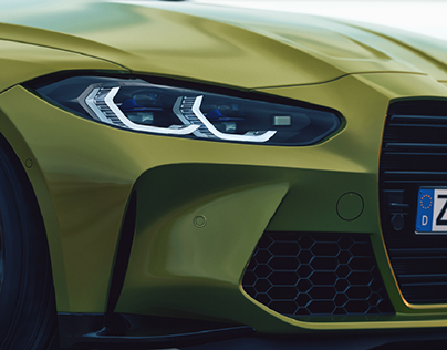 2021 BMW M4 G82
