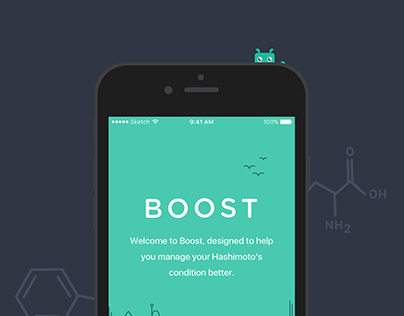 Boost Health App