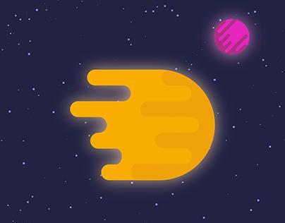 Galaxy Logo Concept