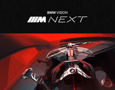 2019 BMW Vision M Next Design Process