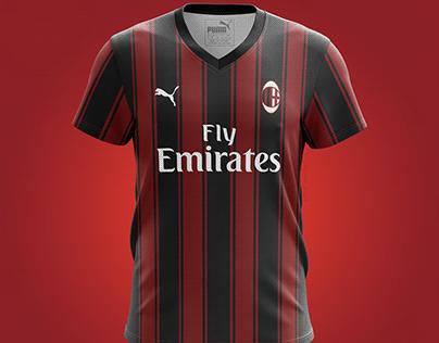 AC Milan Jerseys