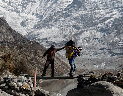 SNOW AND ICE RESEARCH IN THE HINDU KUSH HIMALAYAS