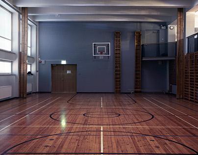 Tölö gymnasium