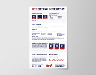 DeSoto County Elections 2020 Election Information