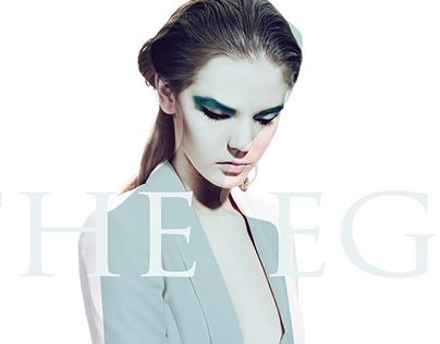 THE EGG / fashion editorial