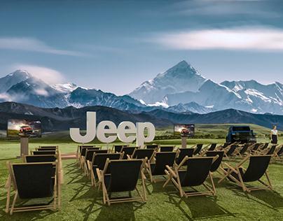 Camp Jeep JL 4xe 试驾