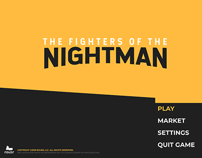Fighters Of The Nightman
