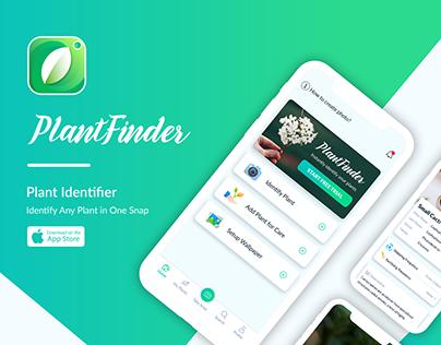 PlantFinder | iOS Application