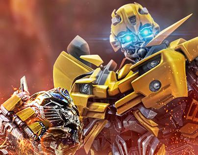 Bumblebee  vs Optimus Prime