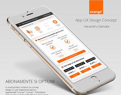 Ortel Mobile - Opțiuni suplimentare
