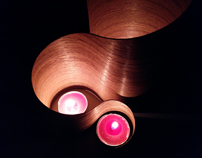 [Lighting] Mysterieux Candle Holder