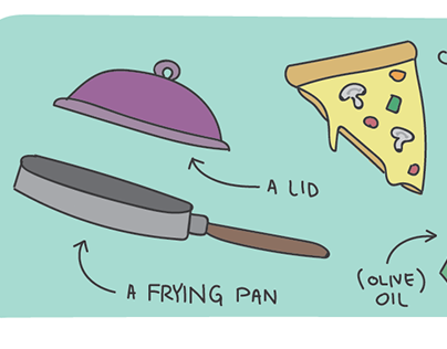 How To Properly Reheat Cold Pizza for Hexjam