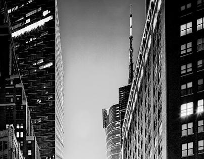 Intermission at Time Square