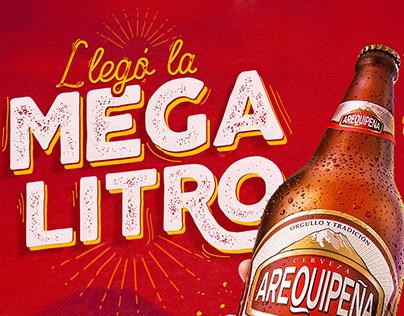 Mega Litro - Arequipeña