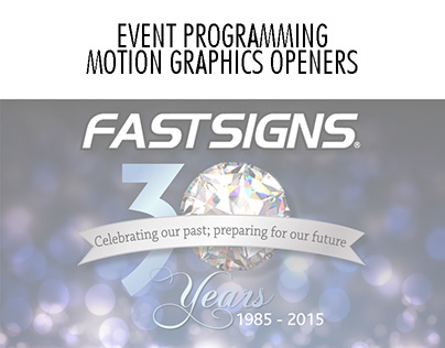 EVENT PROGRAMMING OPENERS