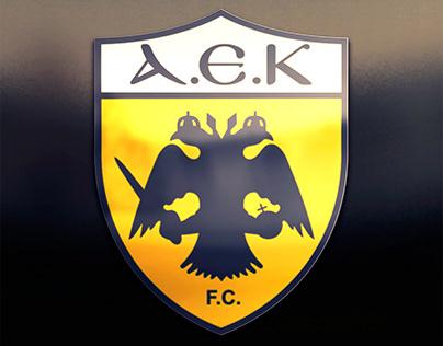 AEK F.C. KIT PROPOSAL