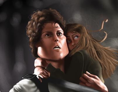 Lt Ellen Ripley
