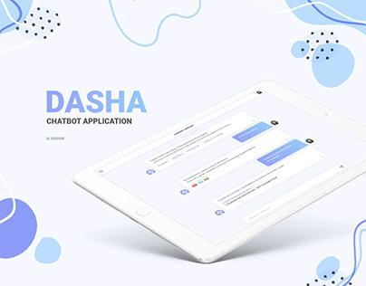DASHA Chatbot App