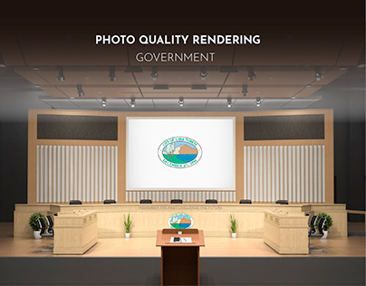 Photo Quality Rendering - Government