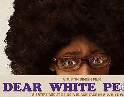 Dear White People Film- Lionsgate - Artwork