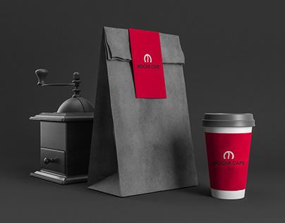 Mocha Cafe (Logo Design)