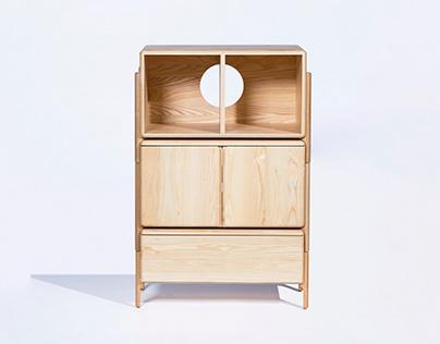 the MOON modular-cabinet
