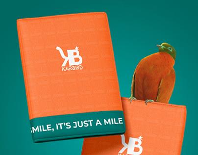 KarBird - Logo and brand Guideline