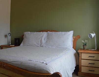 2018 | Diseño de Habitación // Bedroom Design