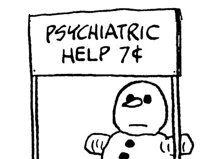 Peanuts - Lettering