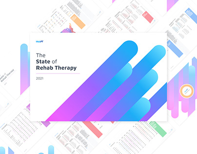 Annual Report The State of Rehab Therapy 2021