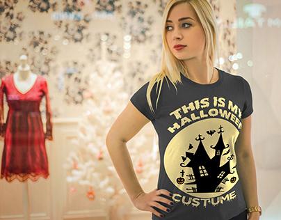Halloween Best T-shirt desing