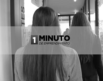 1 Minuto de Emprendimiento