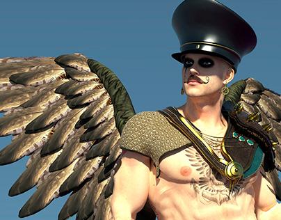 Angel de circo