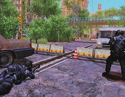 Critical Commando Huntman Sniper Shooter