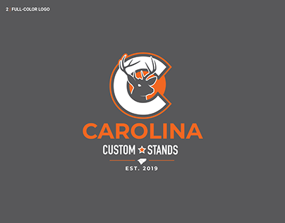 Carolina Custom Stands Logo