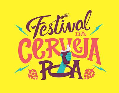 Festival da Cerveja POA Branding